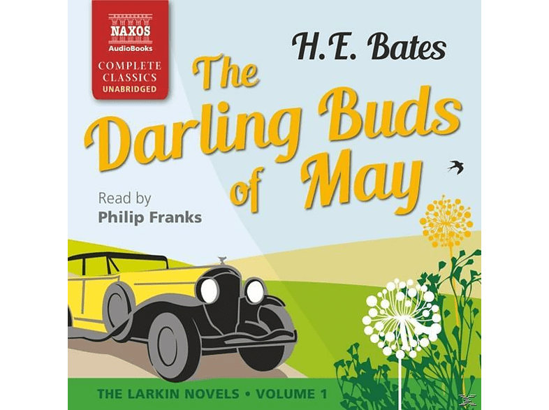 Philip Franks - The Darling Buds of May - (CD)