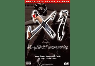 X Plizit Insanity DVD