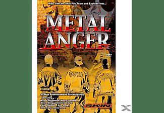 Metal Anger DVD