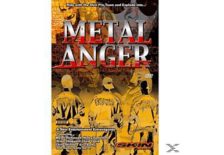 Metal Anger - (DVD)