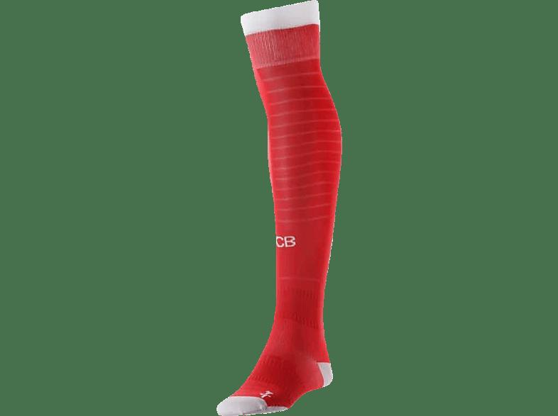 ADIDAS FC Bayern München Socks Home, Rot-Weiß