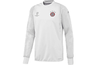 ADIDAS FC Bayern München Trainingstop Champions League, Weiß-Rot