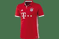 ADIDAS FC Bayern München Trikot Home, Rot-Weiß