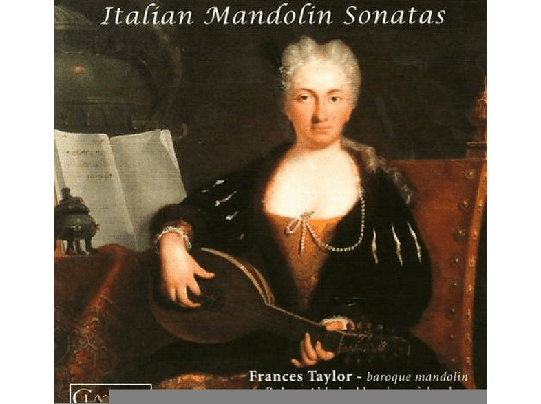 Frances Taylor, Robert Aldwinckle - Italian Mandolin Sonatas [CD]
