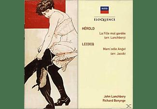 Herold - La Fille Mal Gardee / Mam'zelle Angot  - (CD)