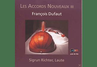 Sigrun Richter - Les Accords Nouveaux III  - (CD)