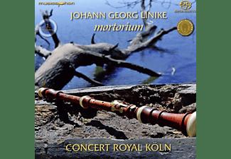 Concert Royal Köln - mortorium.Kammermusik und Concerti für Bläser  - (SACD Hybrid)