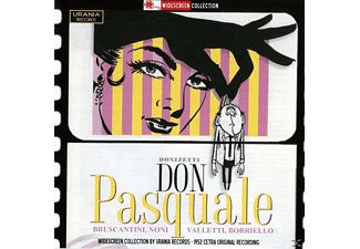 Bruscantini/Borriello/Valletti/Noni/Benzi/Rossi/+ - Don Pasquale - (CD)