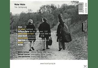 Trio Zeitsprung - Woher Wohin  - (CD)