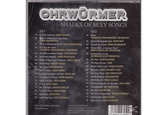 VARIOUS - Ohrwürmer - Shades Of Sexy Songs  - (CD)