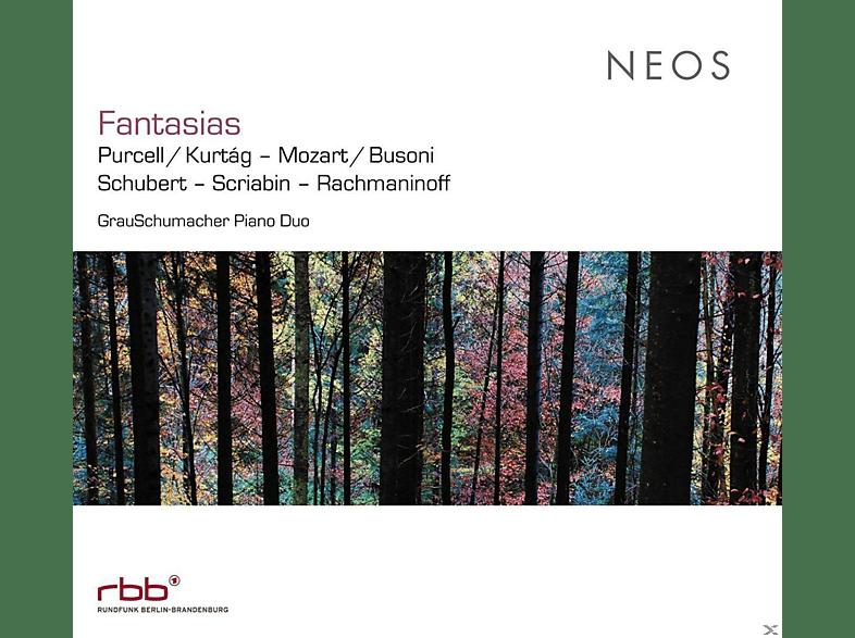 GrauSchumacher Piano Duo - FANTASIEN [CD]