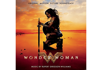 Rupert Gregson Williams - Wonder Woman/OST - (CD)