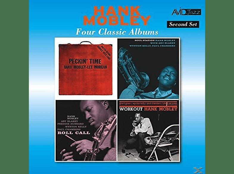 Hank Mobley - Four Classic Albums [Maxi Single CD]