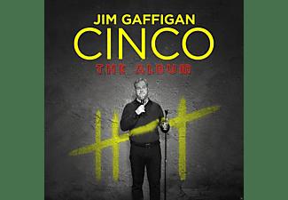 Jim Gaffigan - Cinco - The Album  - (CD)