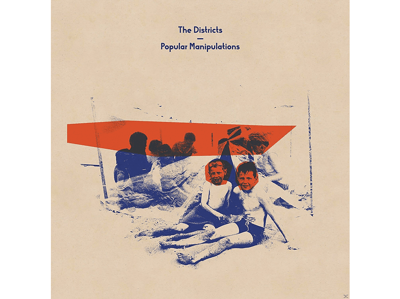 The Districts - POPULAR MANIPULATIONS [Vinyl]