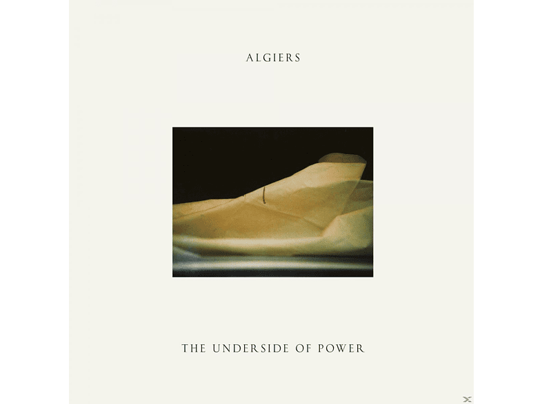 Algiers - THE UNDERSIDE OF POWER [LP + Download]