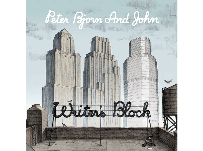 Peter Bjorn And John - WRITERS BLOCK [Vinyl]