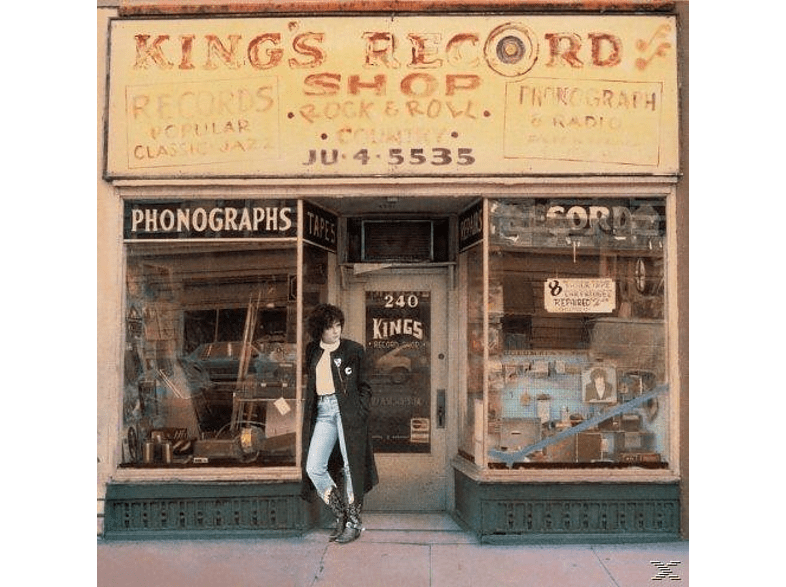 Rosanne Cash - KINGS RECORD SHOP [Vinyl]