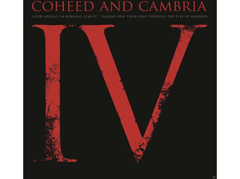 Coheed and Cambria - GOOD APOLLO I M BURNING STAR IV [Vinyl]