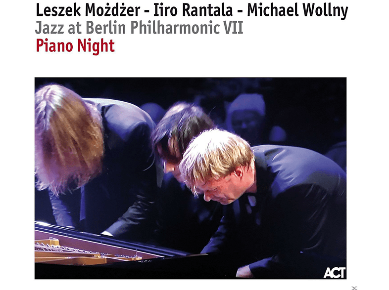 Iiro Rantala, Michael Wollny, Leszek Możdżer - JAZZ AT BERLIN PHILHARMONIC VII-PIANO NIGHT [Vinyl]