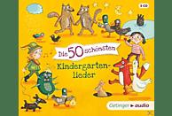 VARIOUS - Die 50 schönsten Kindergartenlieder - (CD)