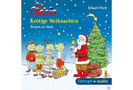 Erhard Dietl - Die Olchis.Krötige Weihnachten - (CD)