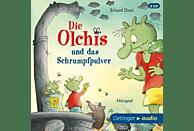 Erhard Dietl - Die Olchis und das Schrumpfpulver - (CD)