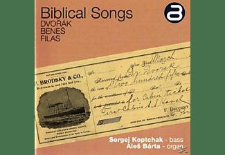 Ales Barta, Sergej Koptchak - Biblische Lieder  - (CD)