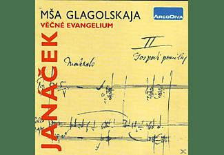 VARIOUS, Czech Philharmonic Chorus Of Brno, Czech Symphony Orchestra Of Brno - Glagolitische Messe  - (CD)