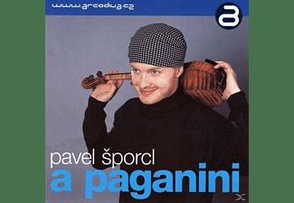 Pavel Sporcl - A Paganini  - (CD)