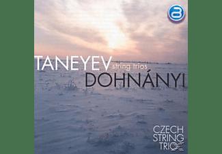 Czech String Trio - Streichtrio D-Dur  - (CD)