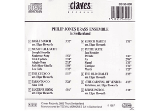 Philip Jones Brass Ensemble - Philip Jones Brass Ensemble  - (CD)