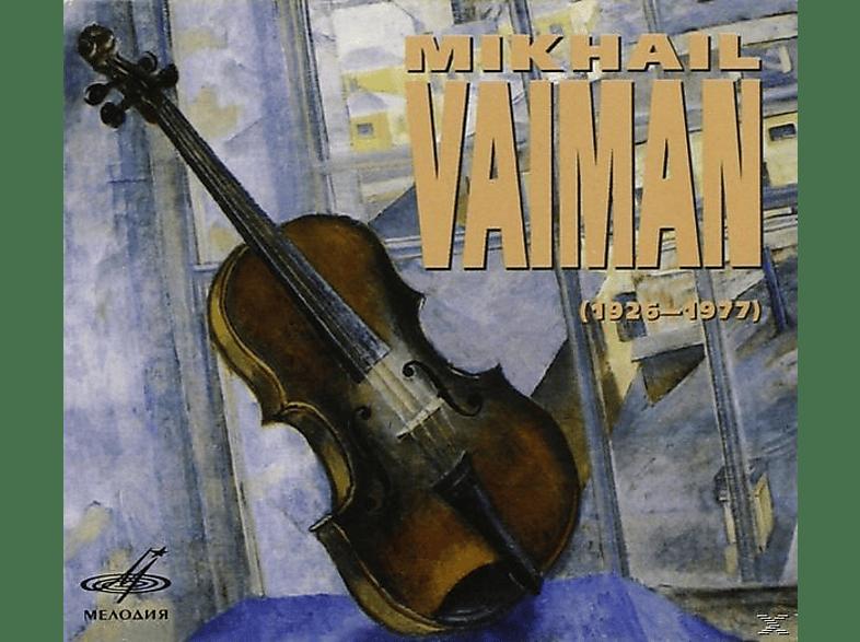 Mikhail Vaiman - Mikhail Vaiman Ed.Vol.1-5 [CD]
