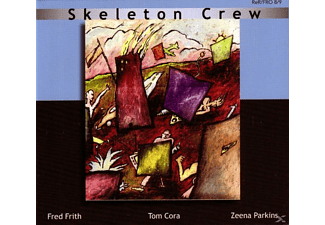 Skeleton Crew - Learn To Talk/Country of Blinds  - (CD)