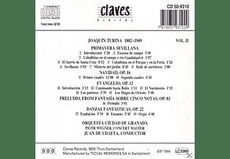 Quartet/udaeta D Ciudad De Granada - Orchesterwerke  - (CD)