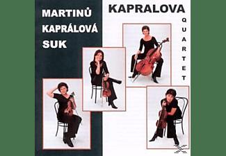 Kapralova Quartet - Streichquartette  - (CD)