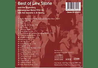 Nat Gonella & Al Bowlly, Stone Lew - Best Of Lew Stone  - (CD)