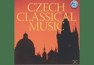 The Moravian Philharmonic Olomouc, Brno Philharmonic Orchestra - Tschechische klassische Musik  - (CD)