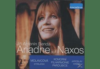 Krcek & Molavcona - ARIADNE AUF NAXOS  - (CD)