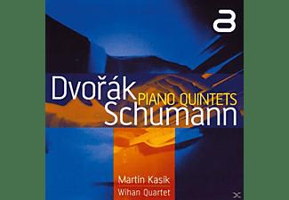 Wihan Quartet, Martin Kasik - Klavierquintett op.44  - (CD)