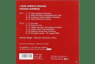 Rieger - I hear America singing [CD]