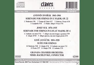 Granda Chamber/rachlevsk Orchestra - Kammerkonzerte  - (CD)