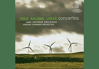 Katerina Englichova, Carlo Jans, Jitka Hosprova - Konzerte  - (CD)