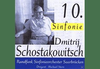 Michael & Rso Saarbrücken Stern - Schostakowitsch: Sinfonie 10 E-moll Op.93  - (CD)