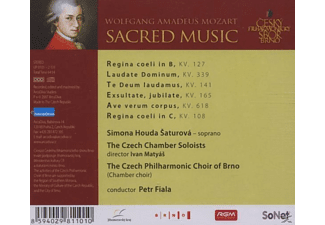Saturova,The Czech Chamber Soloists,Matyas, - Geistliche Musik  - (CD)