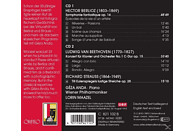 ANDA,GEZA & MAAZEL,LORIN - Symphonie Fantastique,Klavierkonzert 1,Till E [CD]