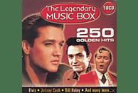 VARIOUS - The Legendary Music Box [CD]