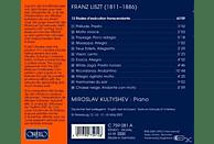 Miroslav Kultyshev - 12 Etudes d'exécution transcendante [CD]
