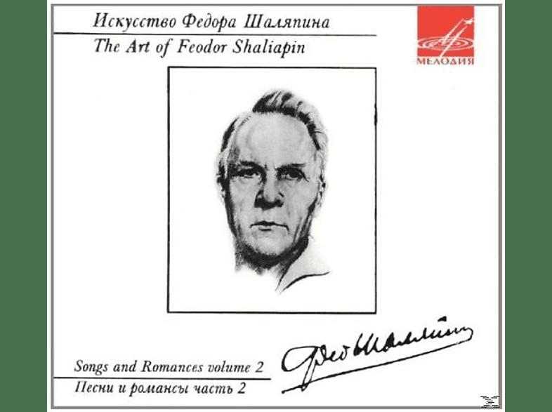 Feodor Shaliapin - The Art of Shaliapin-Songs & Romances Vol.2 [CD]