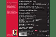 Lisa Della Casa, VARIOUS, Arpad Sandor - Salzburger Liederabend 1957 [CD]